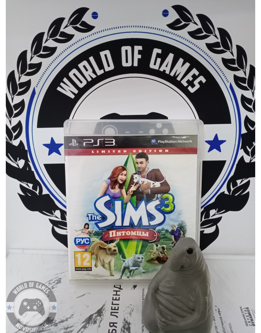 The Sims 3 Pets [PS3]