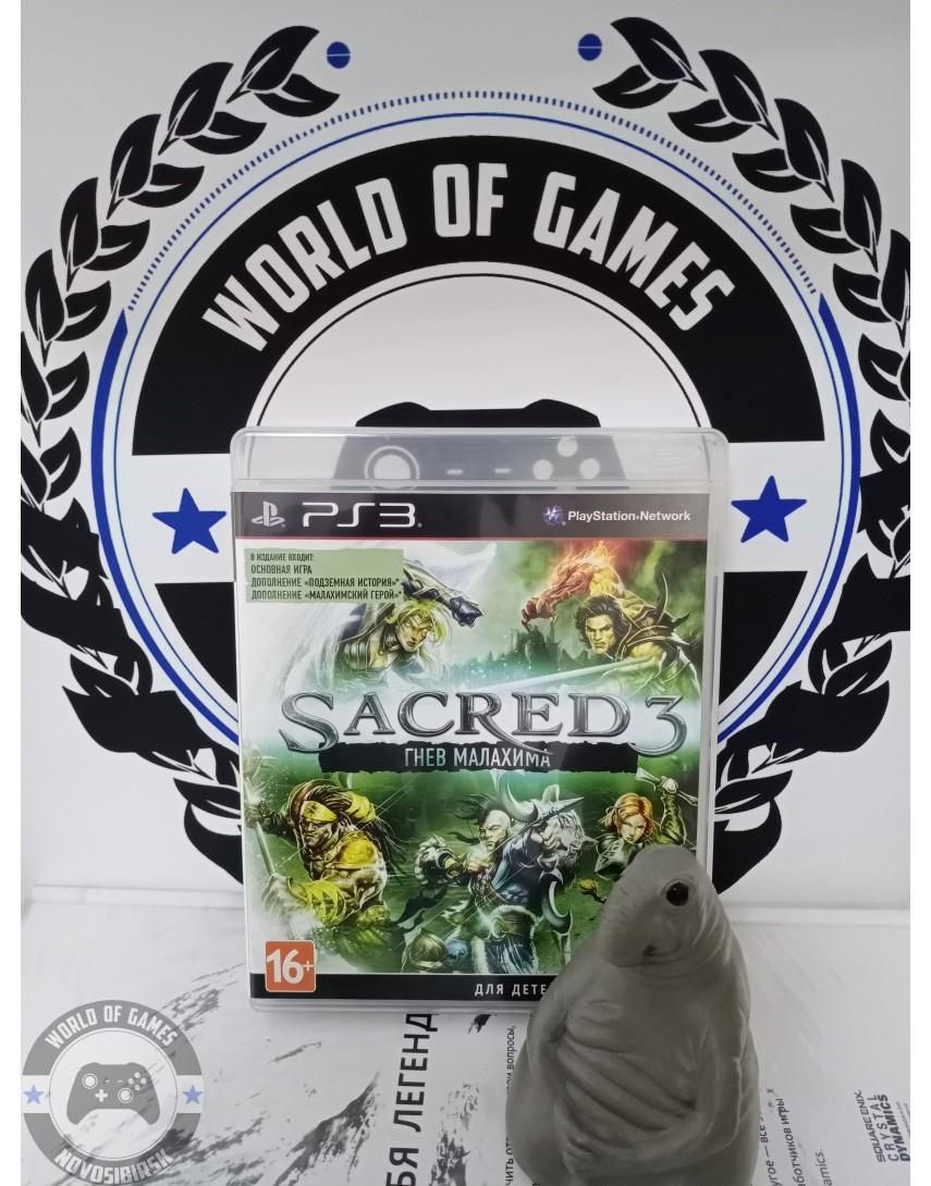 Sacred 3 [PS3]