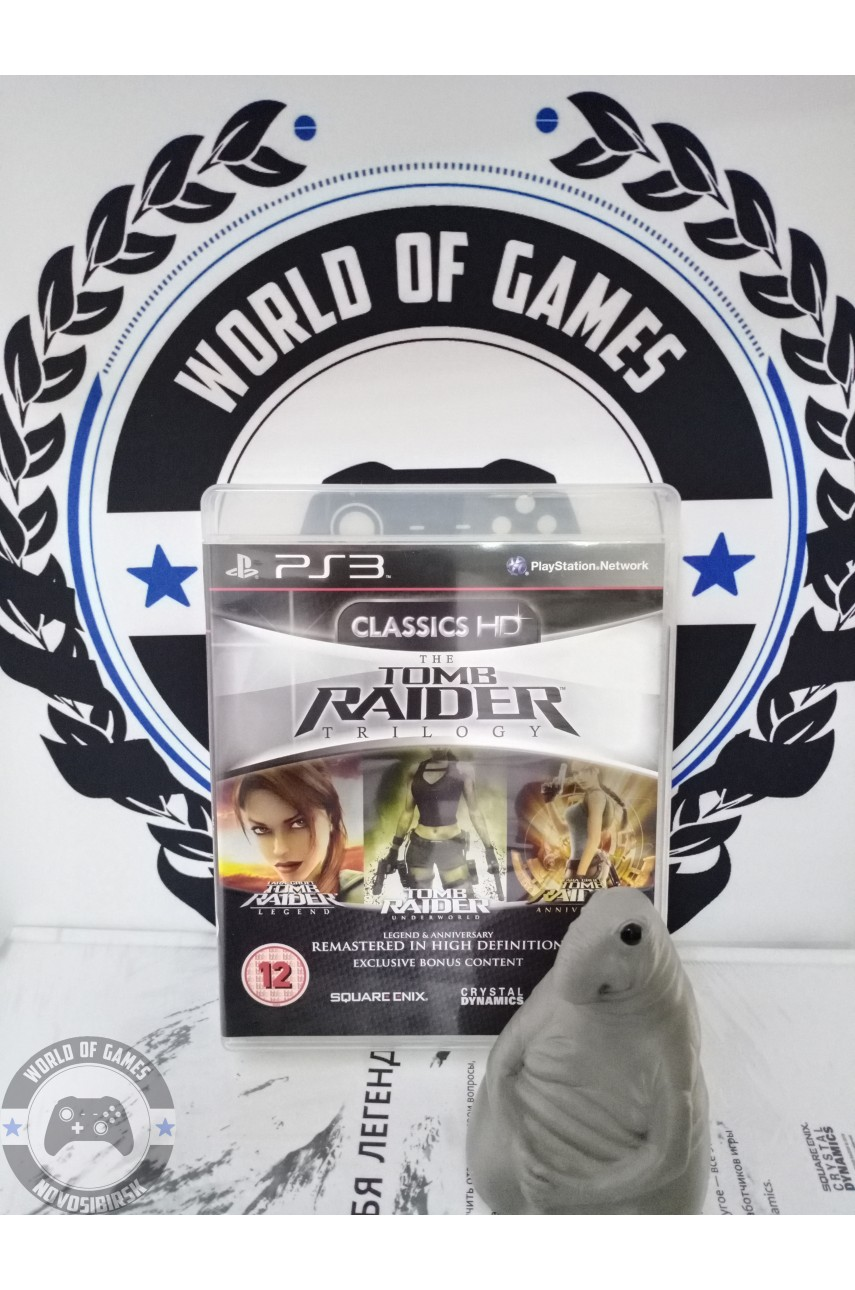 Tomb Raider Trilogy [PS3]