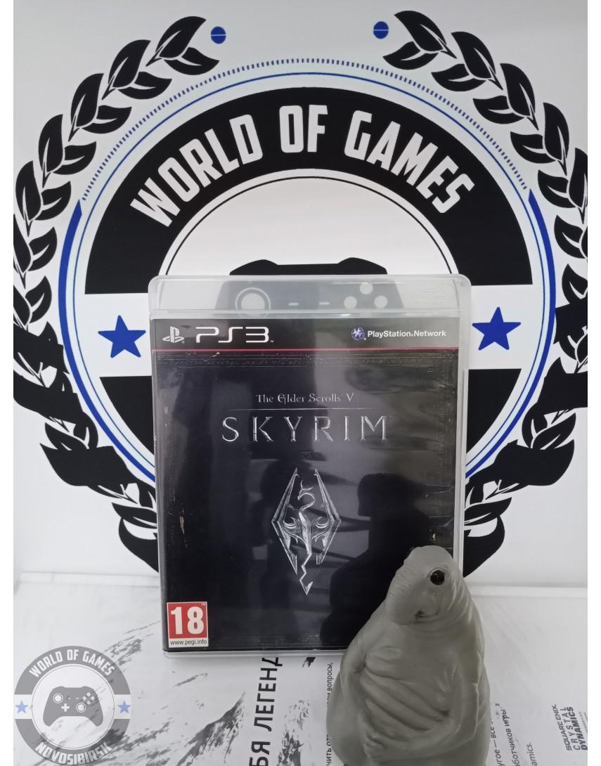 The Elder Scrolls 5 Skyrim [PS3]
