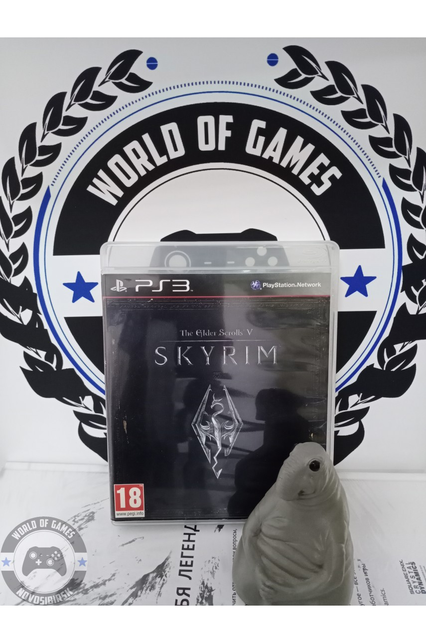 The Elder Scrolls 5 Skyrim [PS3]