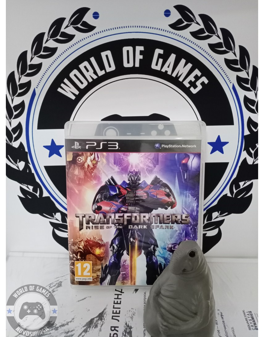 Transformers Rise of The Dark Spark [PS3]
