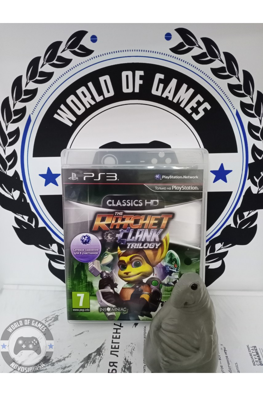 The Ratchet & Clank Trilogy [PS3]
