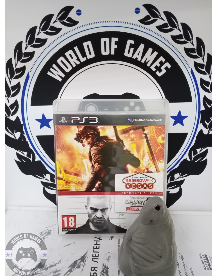 Tom Clancy's Double Pack [PS3]