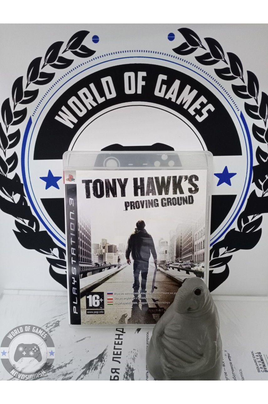 Tony Hawk's Proving Ground [PS3]
