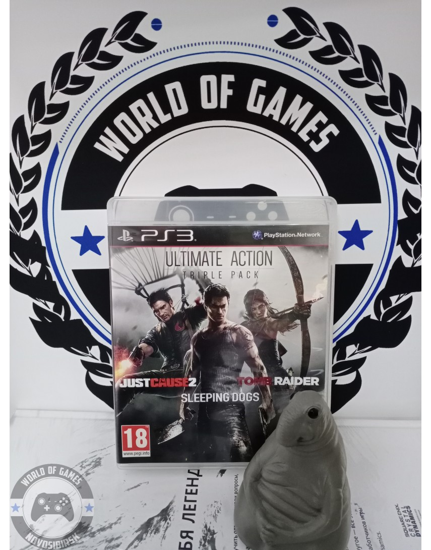 Ultimate Action Triple Pack [PS3]