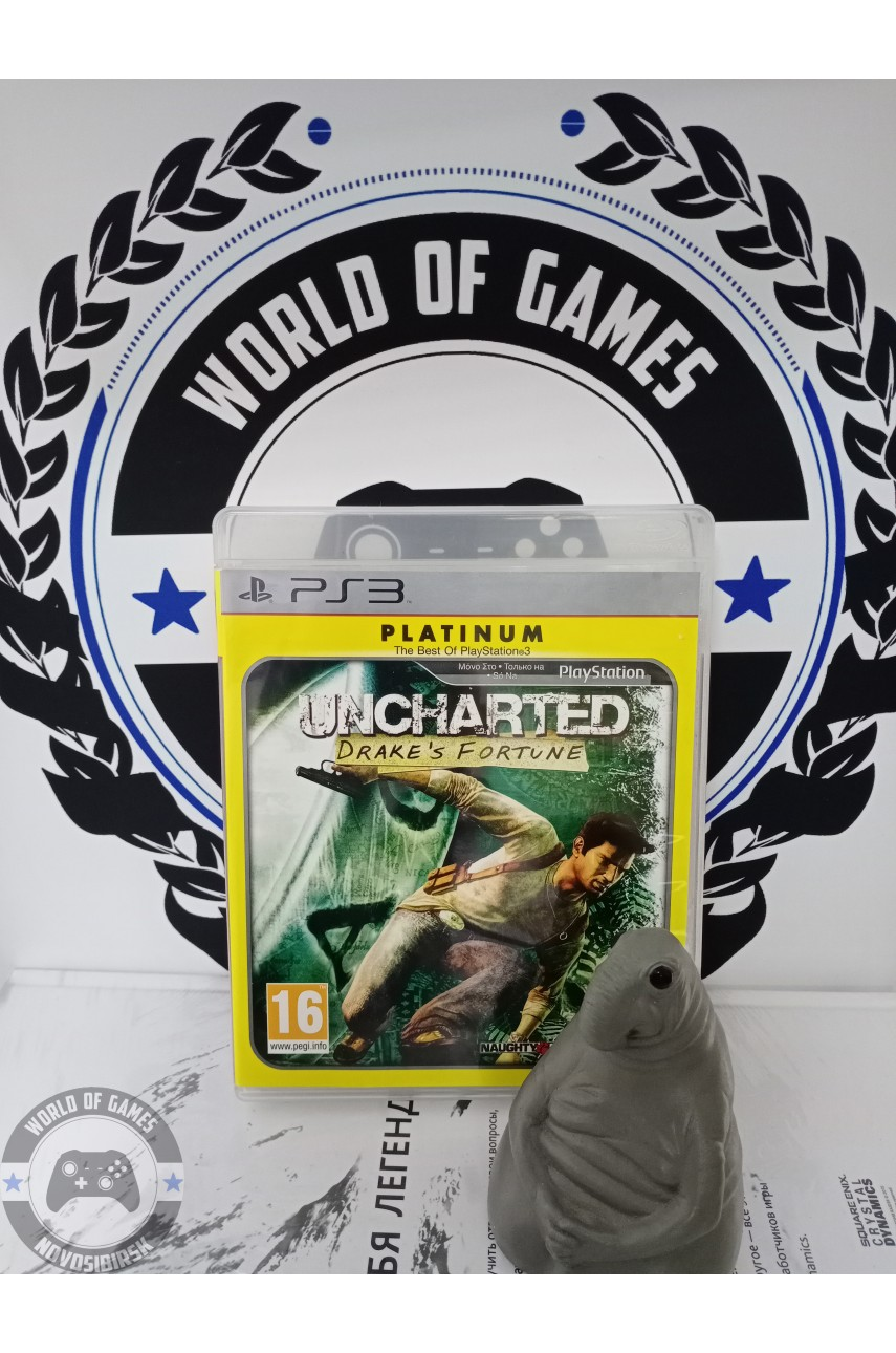 Uncharted Drake's Fortune [PS3]