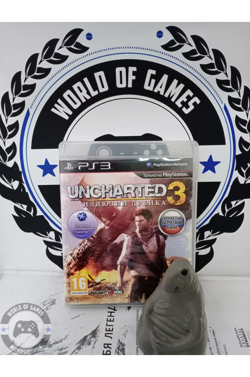 Uncharted 3 Drake's Deception [PS3]