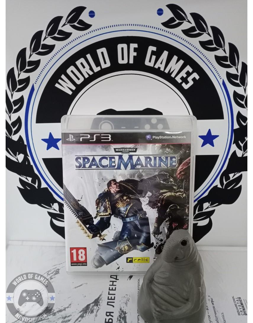 Warhammer 40000 Space Marine [PS3]