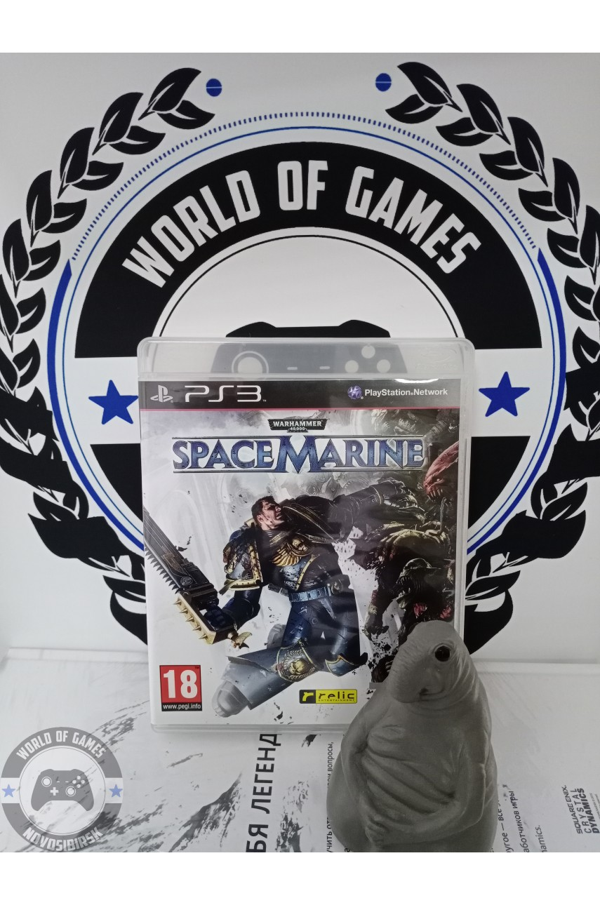 Warhammer 40000 Space Marine [PS3]