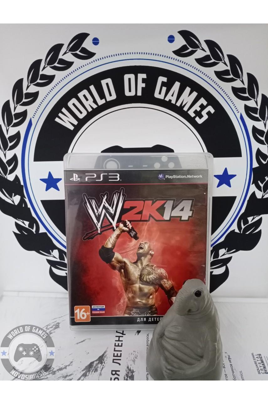 W2K14 [PS3]