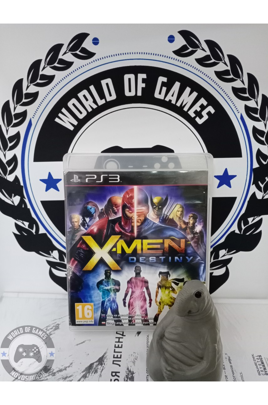 X-Men Destiny [PS3]