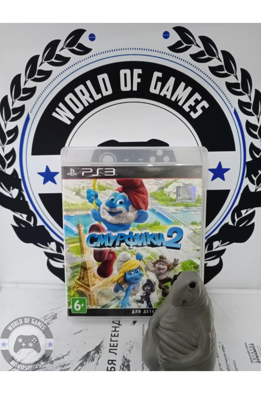 Смурфики 2 [PS3]