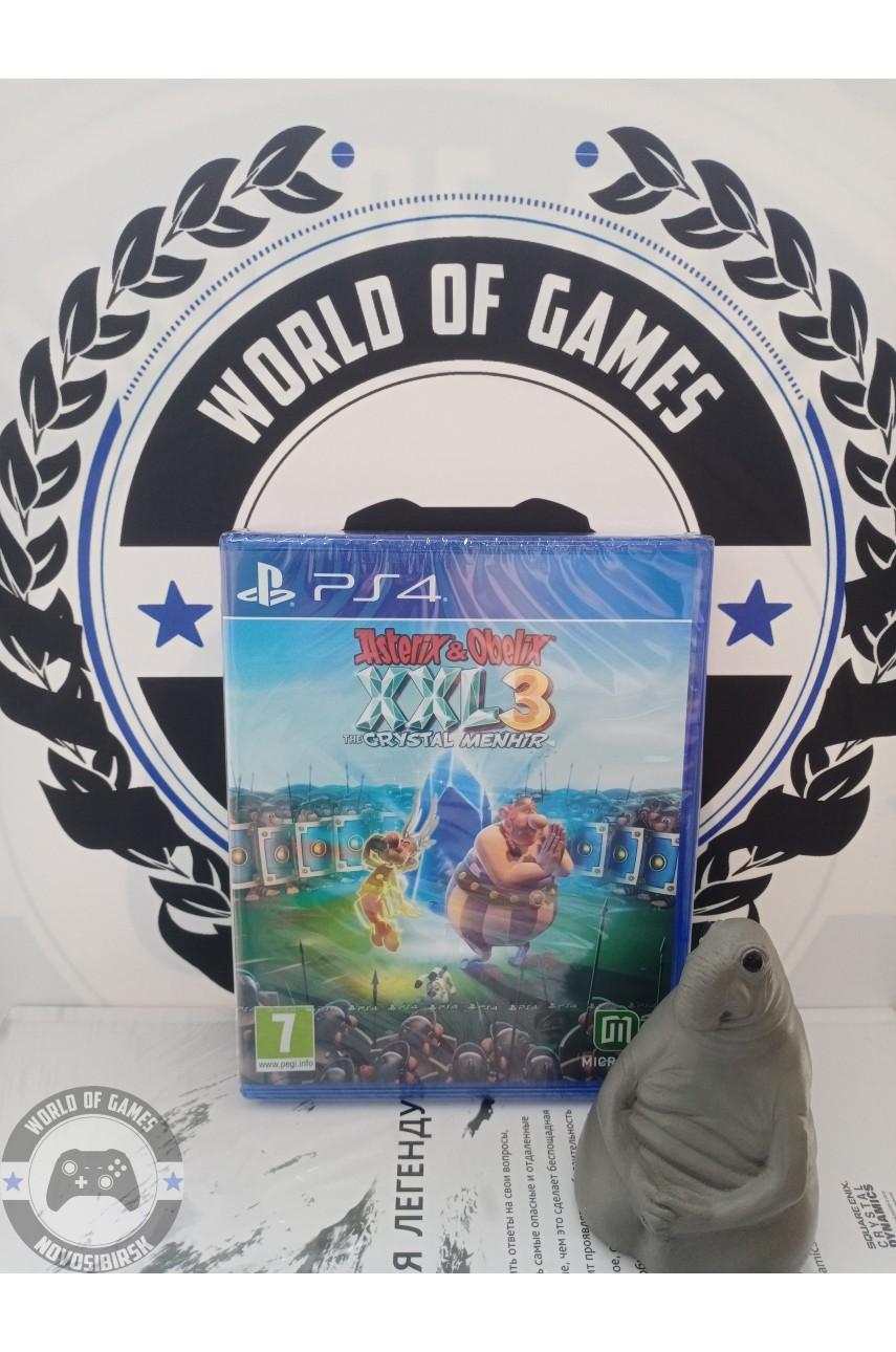 Asterix & Obelix XXL 3 - The Crystal Menhir [PS4]