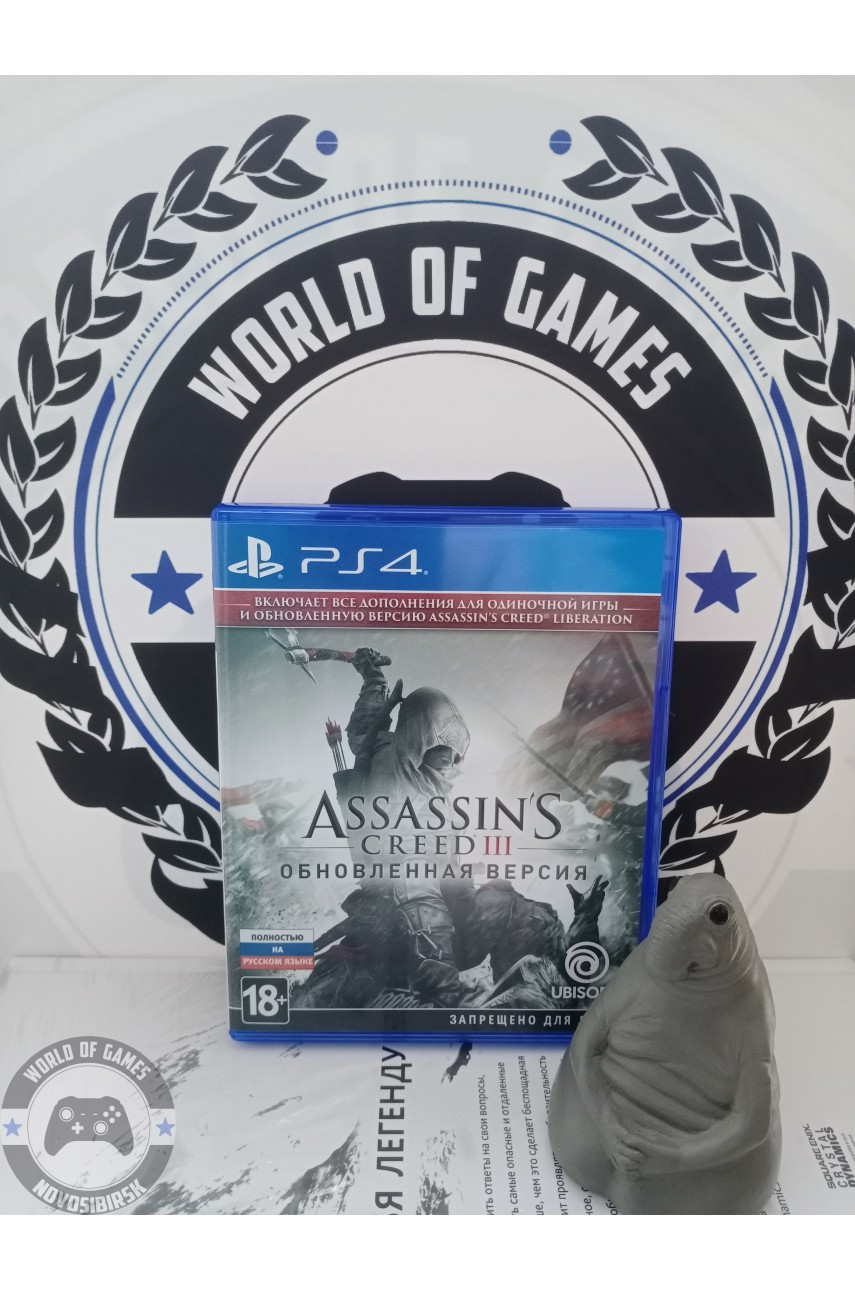 Assassin's Creed 3 Remastered [PS4]