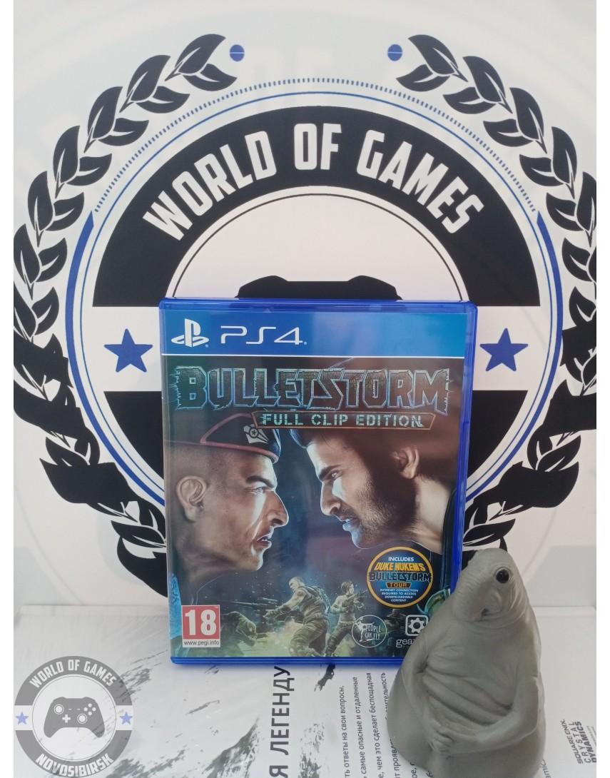 Bulletstorm Full Clip Edition [PS4]
