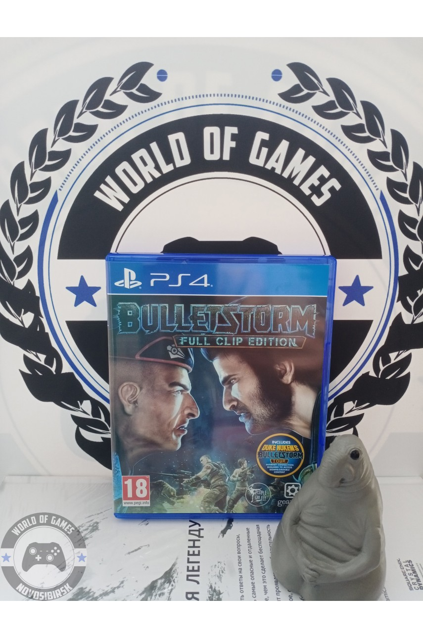 Bulletstorm Full Clip Edition [PS4]