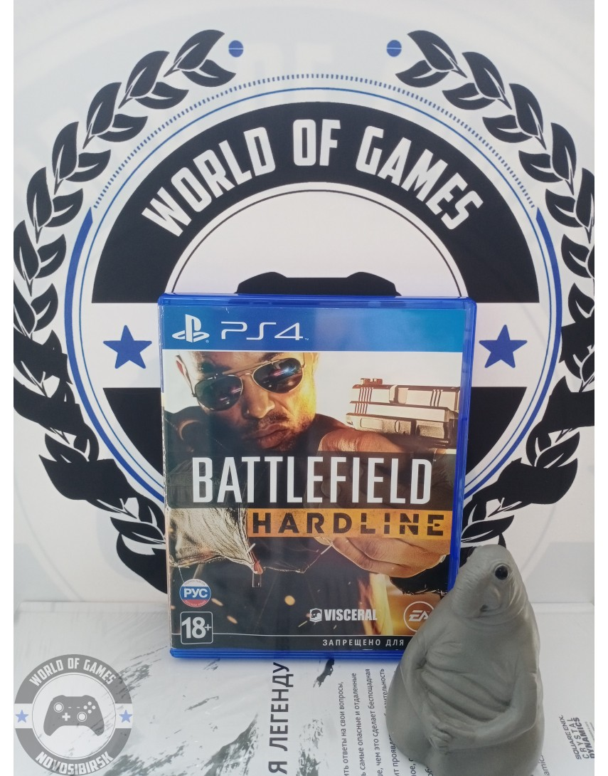 Battlefield Hardline [PS4]