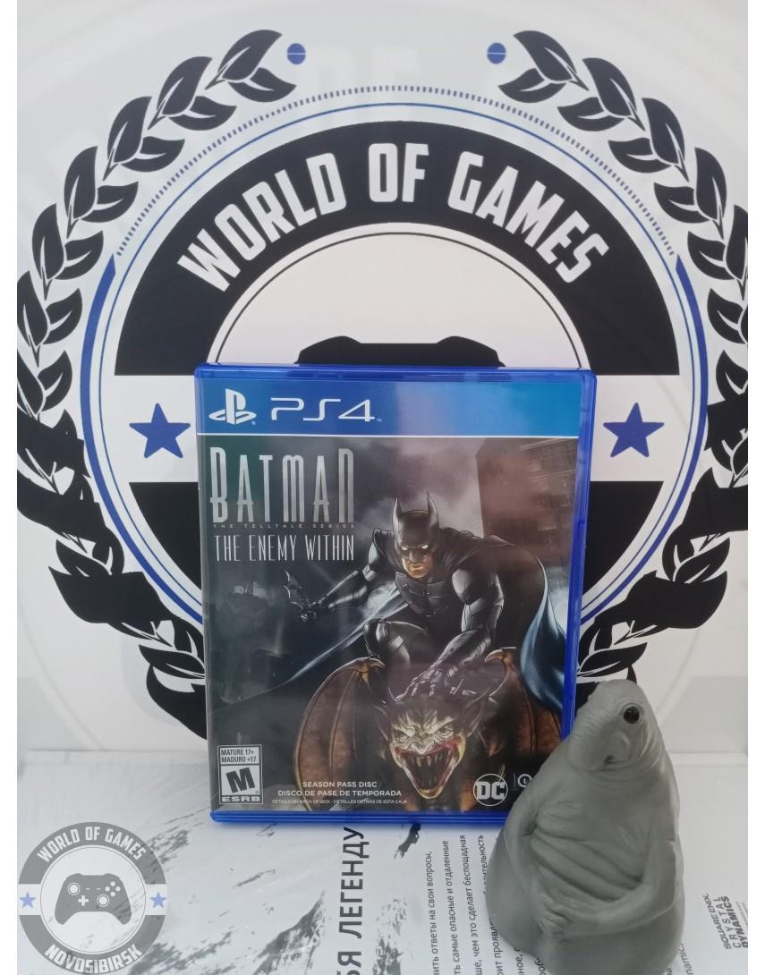 Купить Batman The Enemy Within [PS4] в Новосибирске