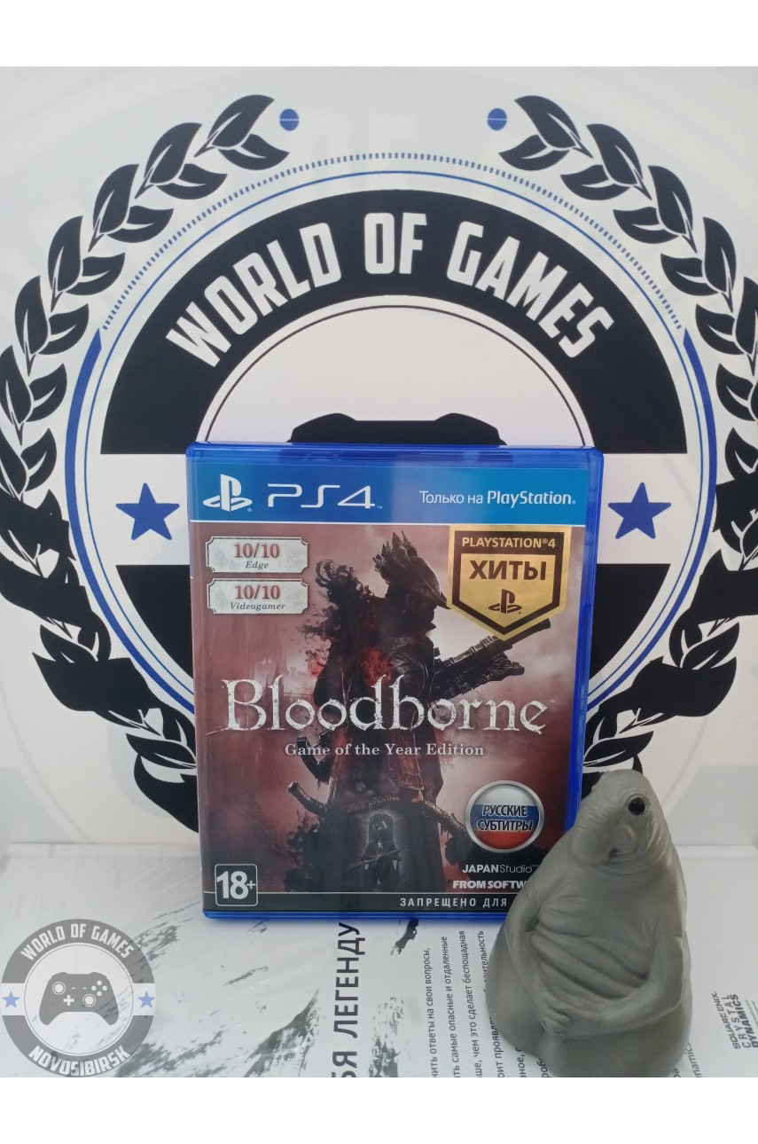 Bloodborne Game of the Year Edition [PS4]
