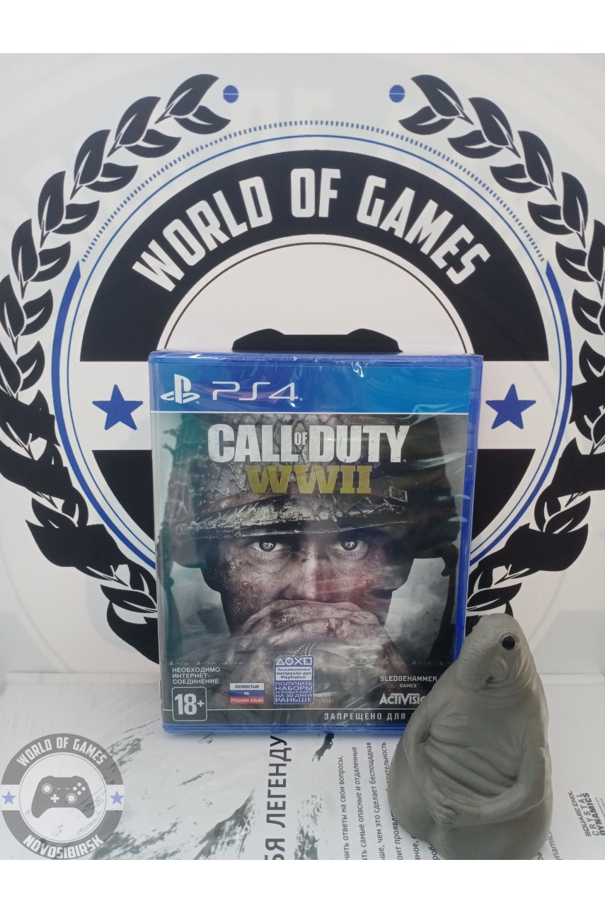 Call of Duty WW2 [PS4]