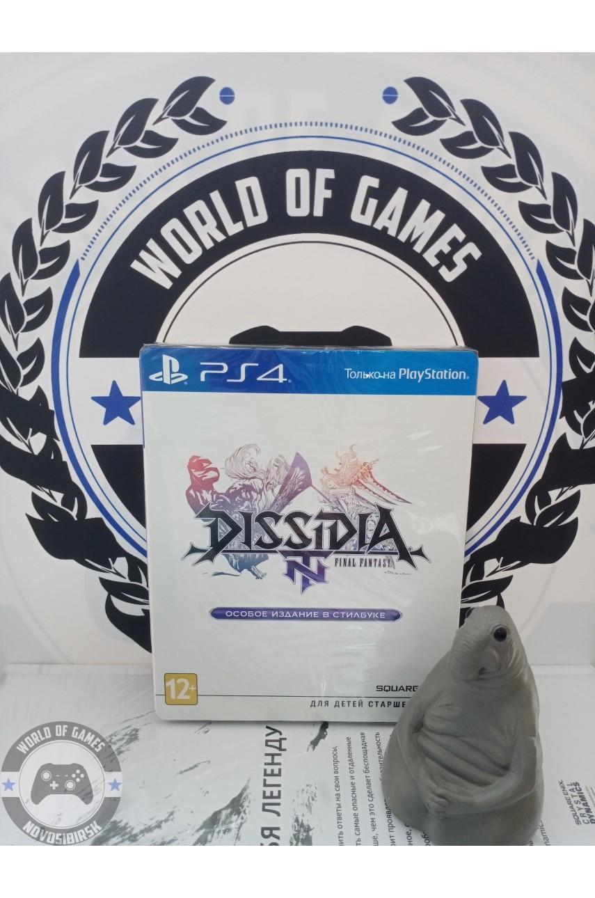 Dissidia Final Fantasy NT [PS4]