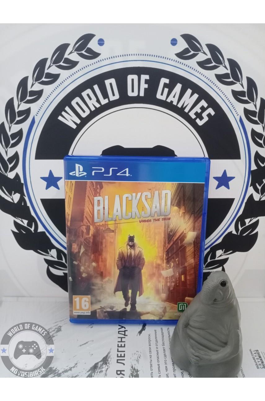 Blacksad - Under the Skin [PS4]