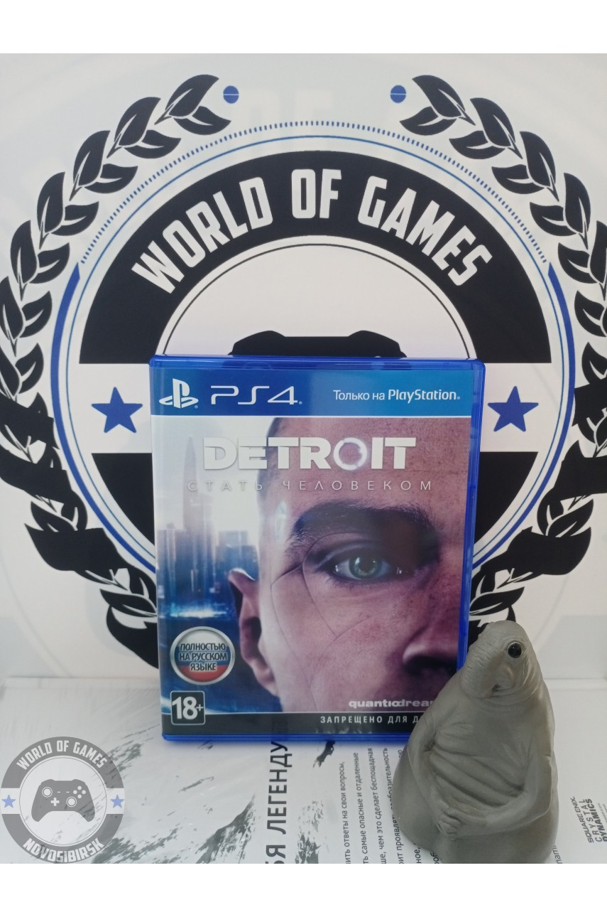 Detroit Стать Человеком [PS4]