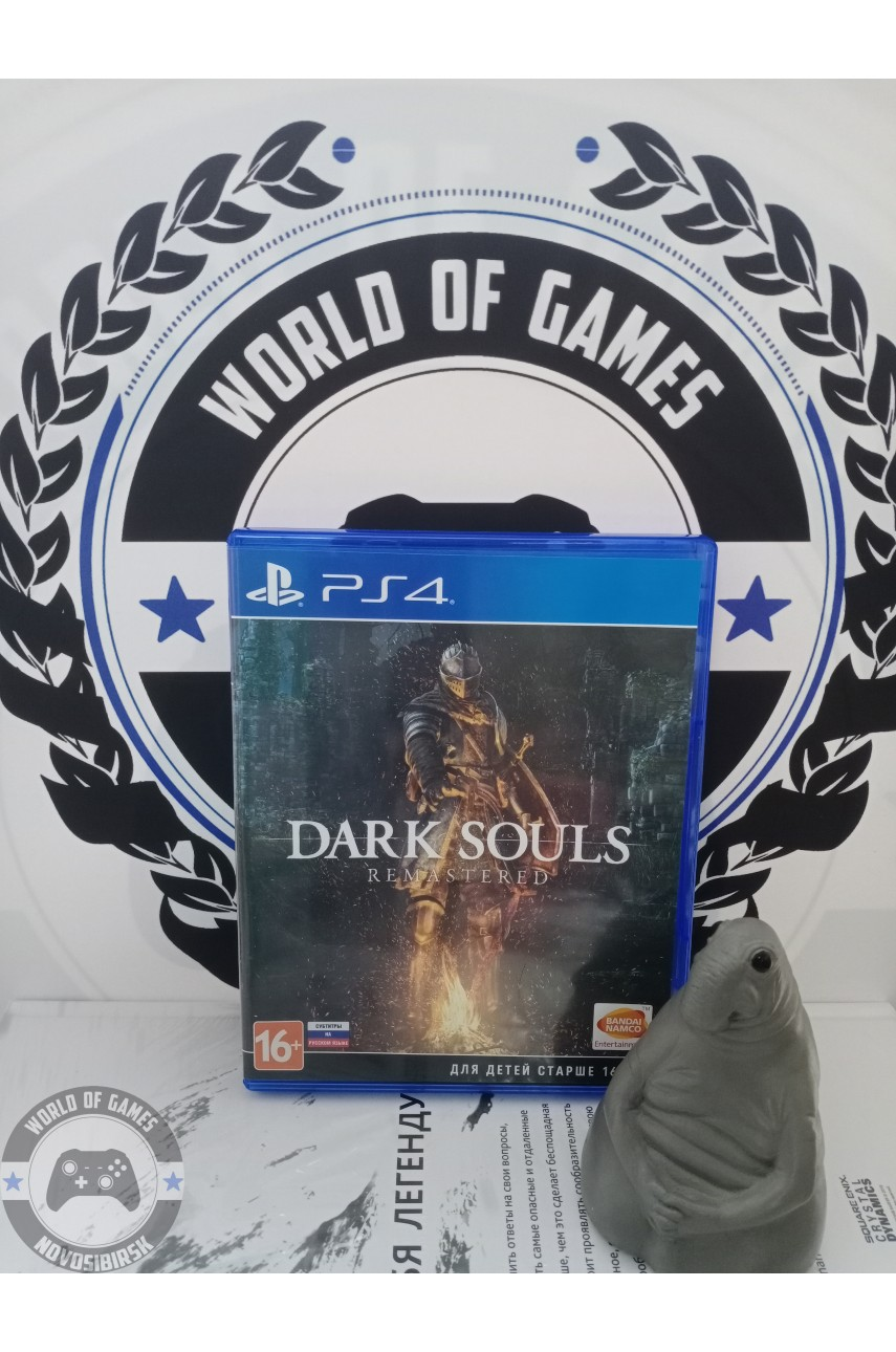 Dark Souls Remastered [PS4]