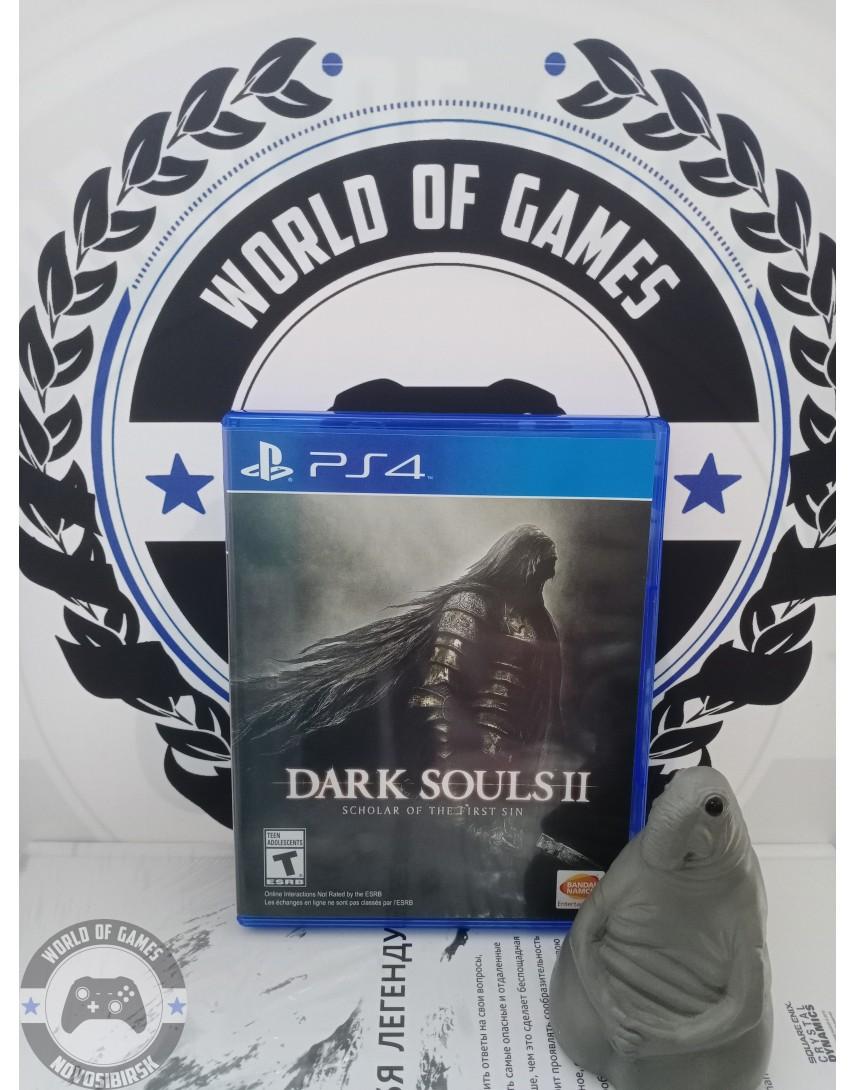 Купить Dark Souls 2 Scholar of the First Sin [PS4] в Новосибирске