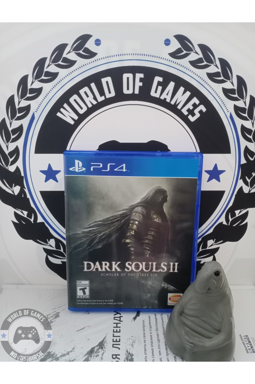 Dark Souls 2 Scholar of the First Sin [PS4]
