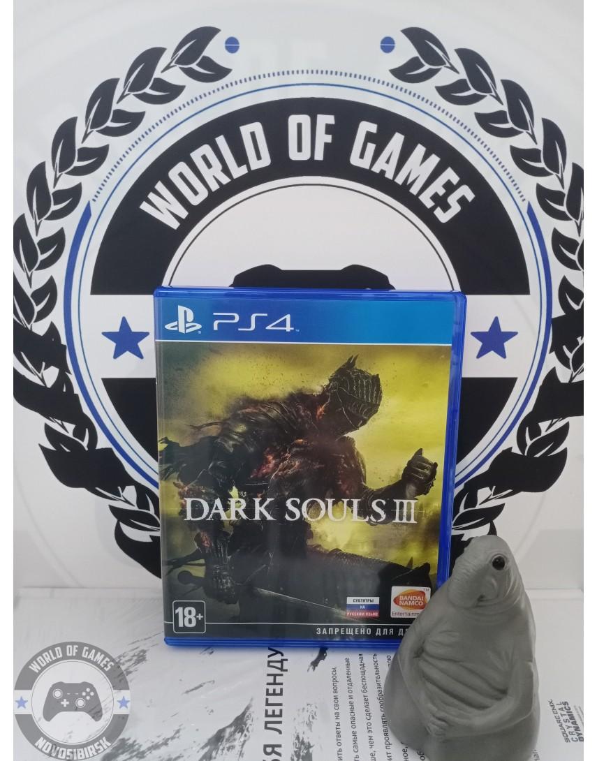 Dark Souls 3 [PS4]