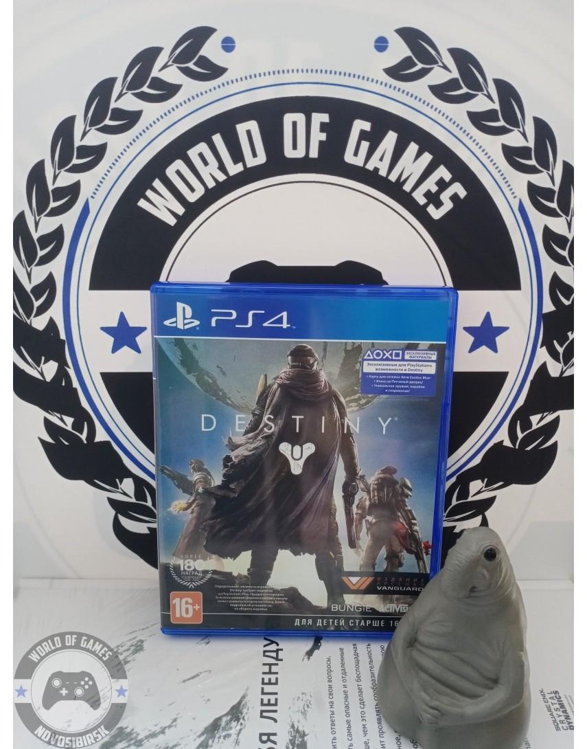Купить Destiny [PS4] в Новосибирске