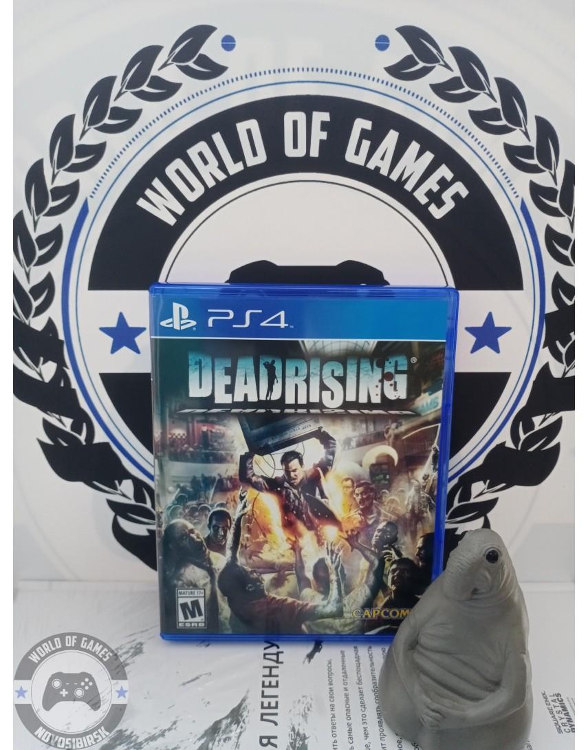 Купить Dead Rising [PS4] в Новосибирске