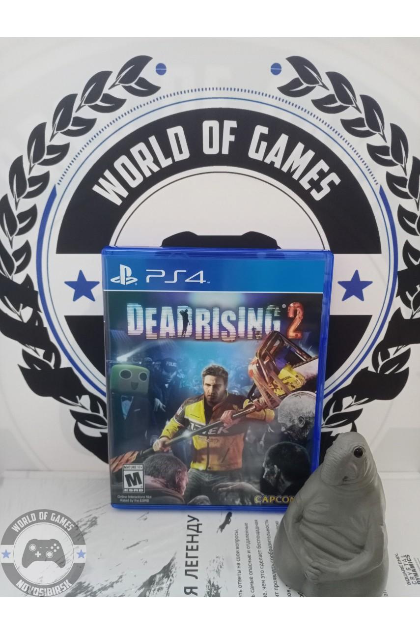 Dead Rising 2 [PS4]