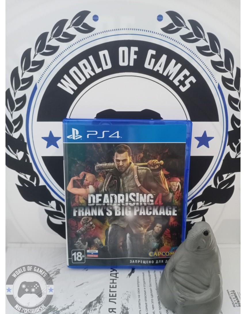Купить Dead Rising 4 [PS4] в Новосибирске