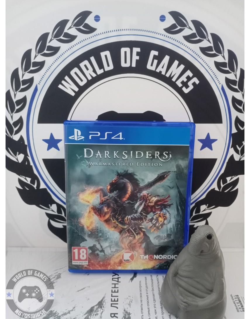 Darksiders Wrath of War [PS4]