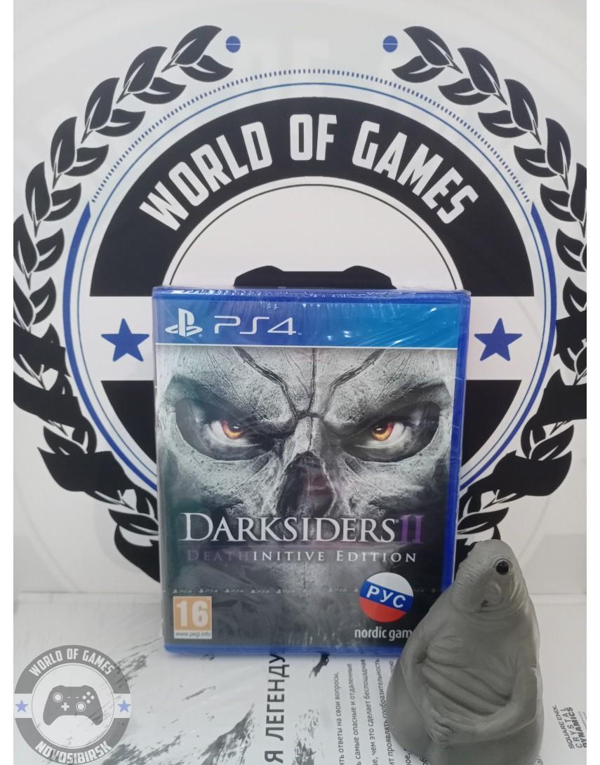 Купить Darksiders 2 [PS4] в Новосибирске