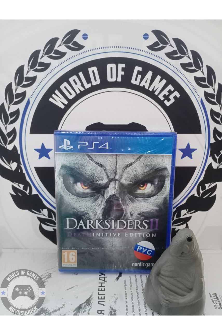 Darksiders 2 [PS4]