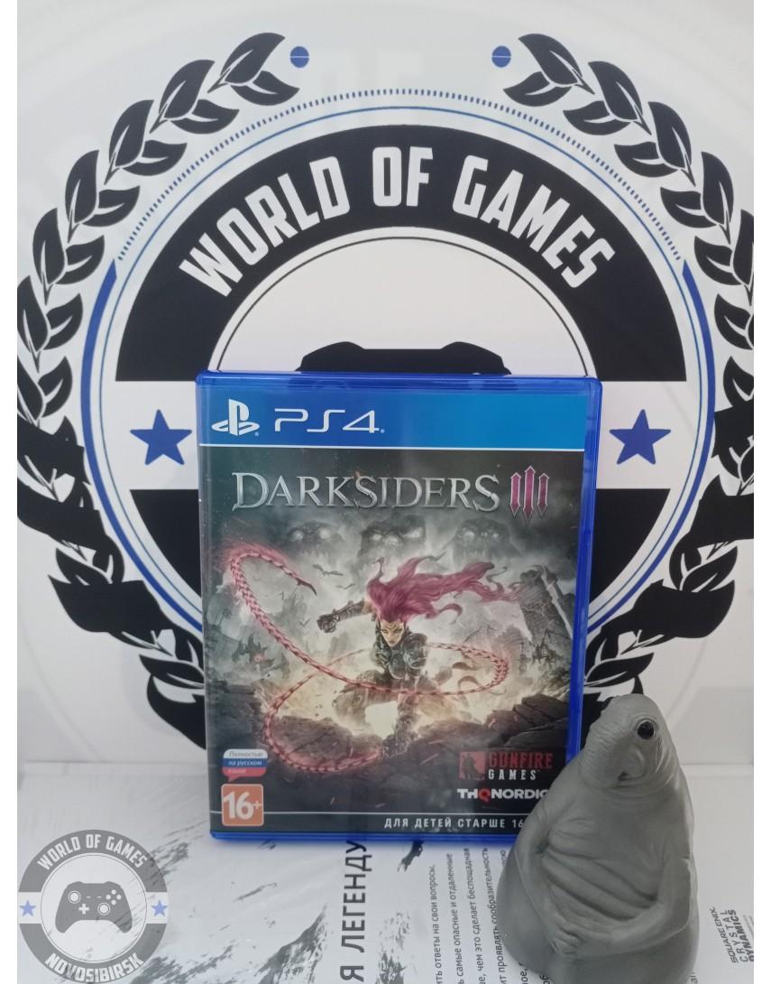 Купить Darksiders 3 [PS4] в Новосибирске