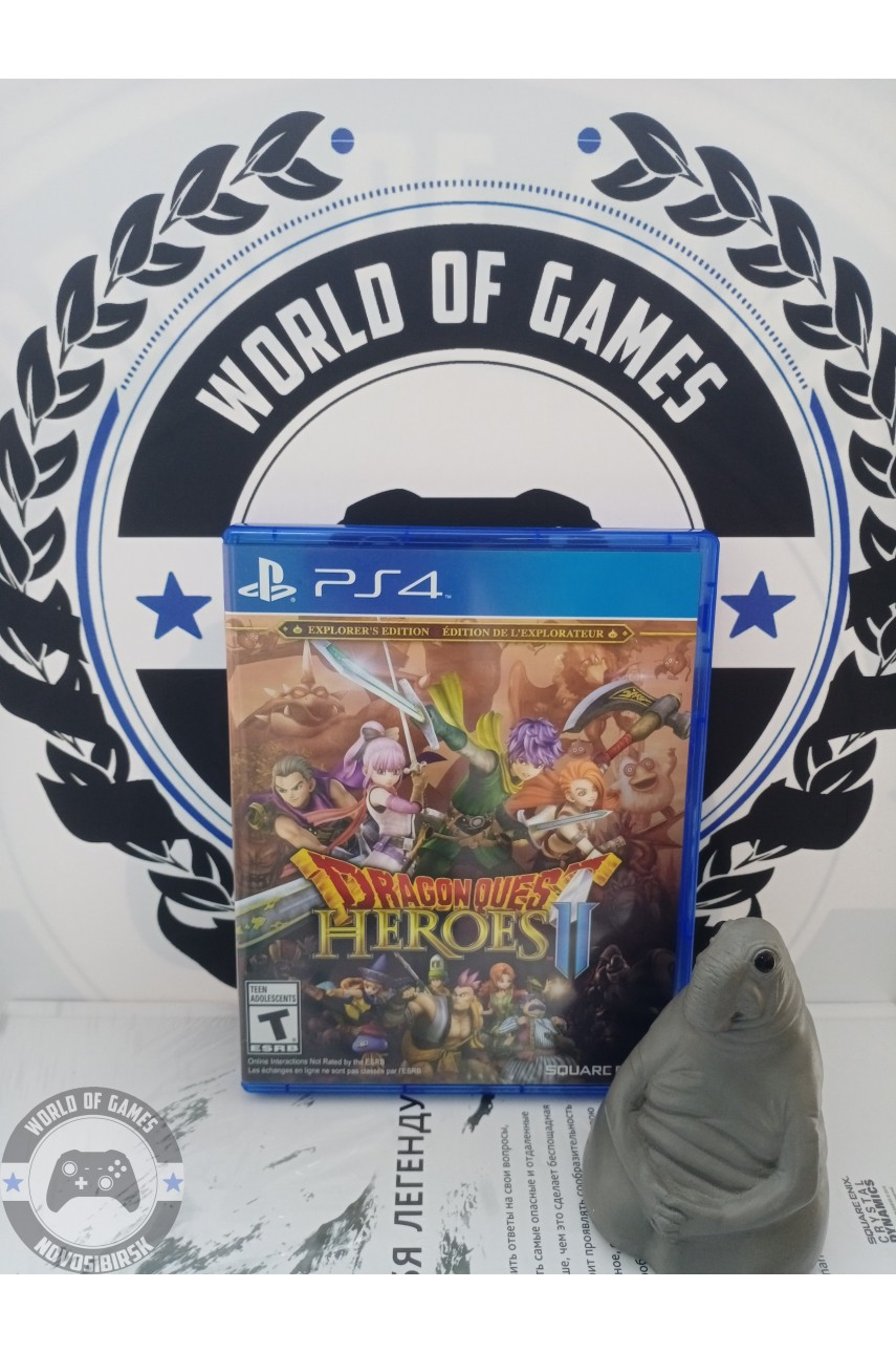 Dragon Quest Heroes 2 [PS4]