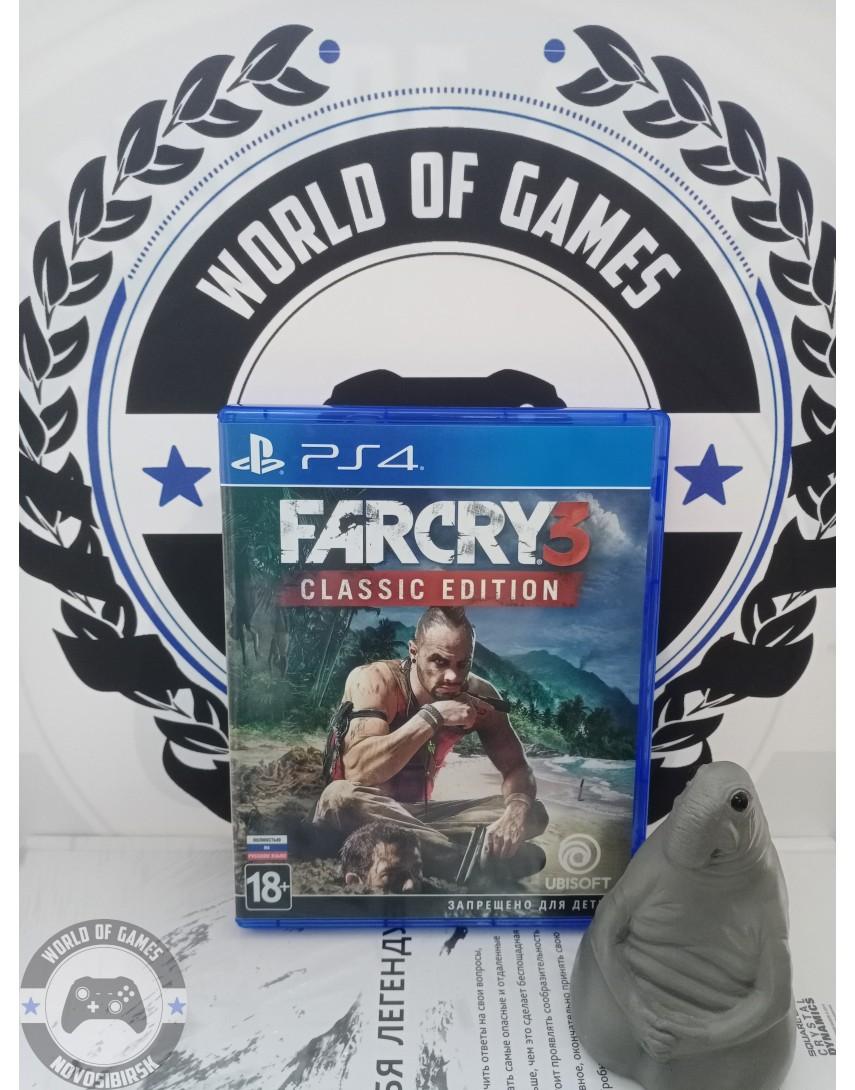 Купить Far Cry 3 [PS4] в Новосибирске