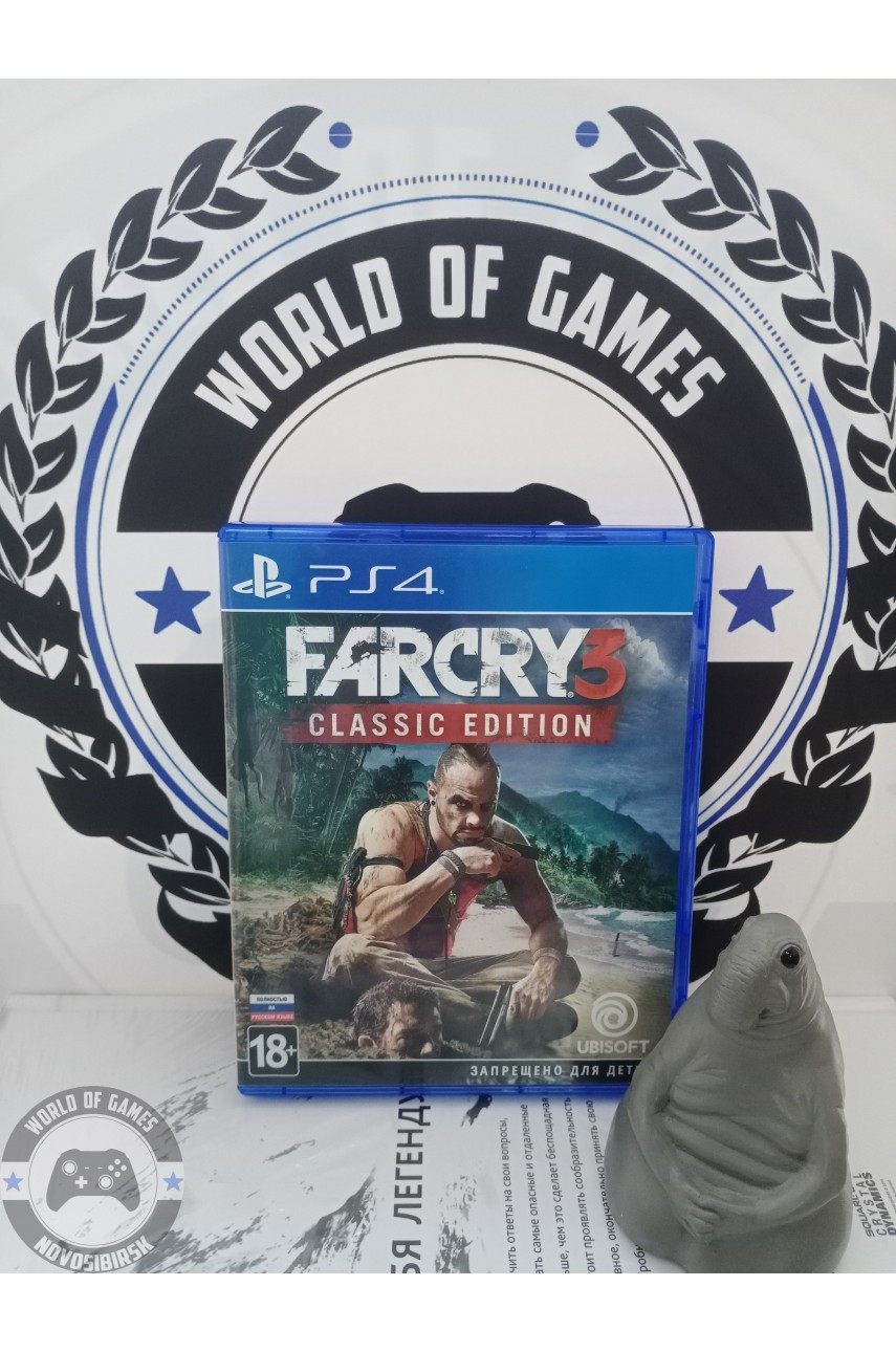 Far Cry 3 [PS4]