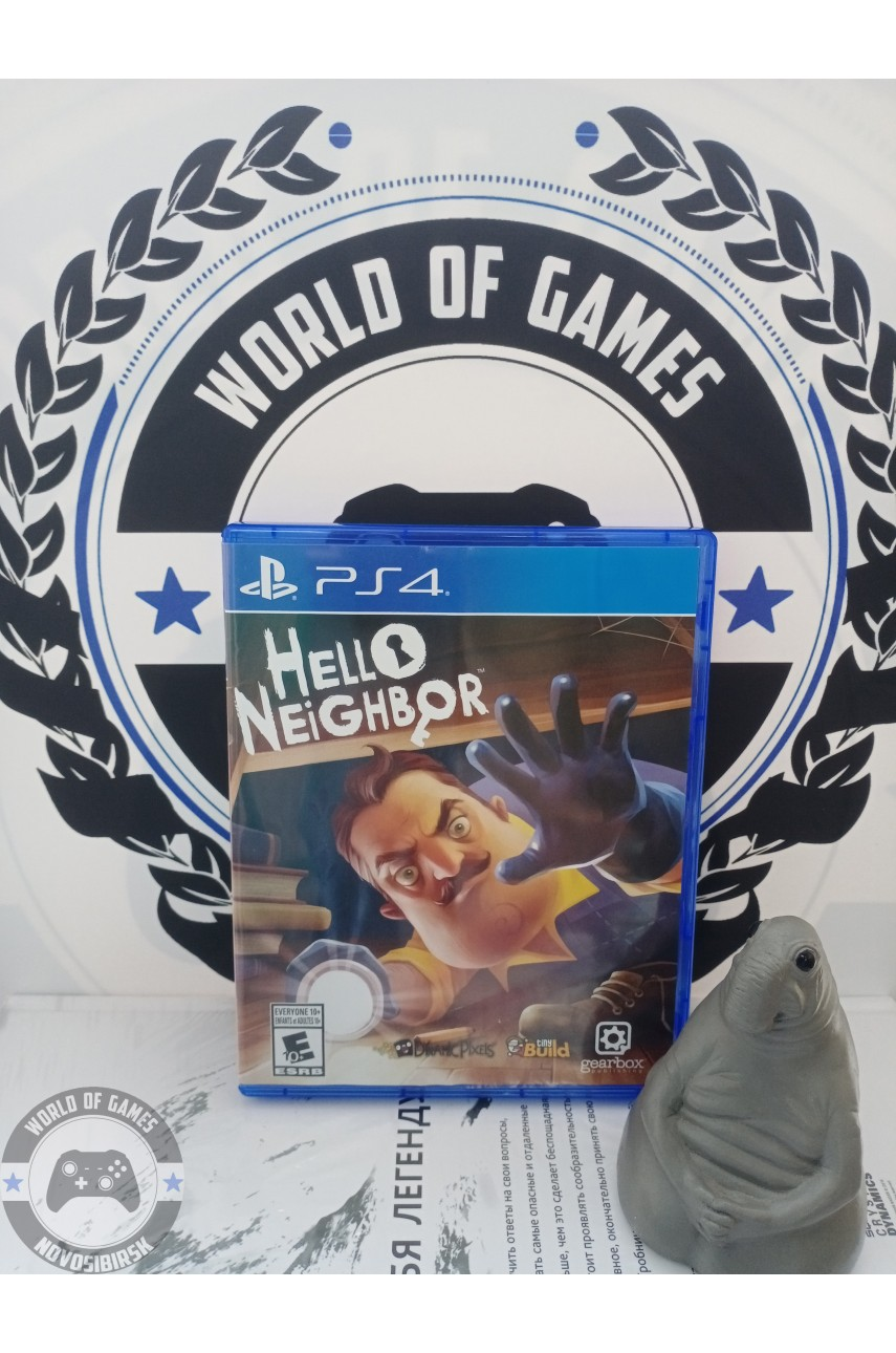 Hello Neighbor [PS4]