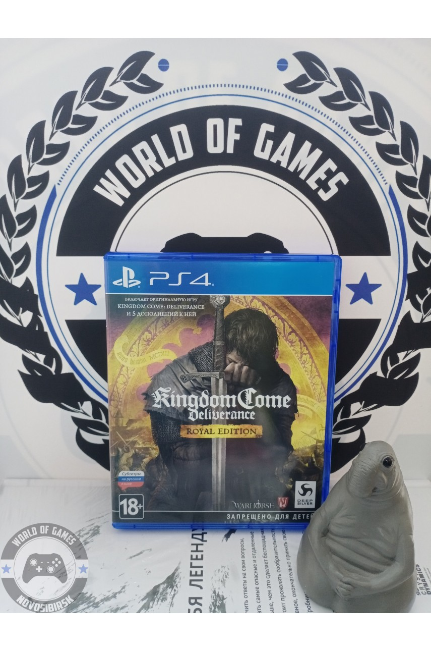 Kingdom Come Deliverance Royal Edition [PS4]