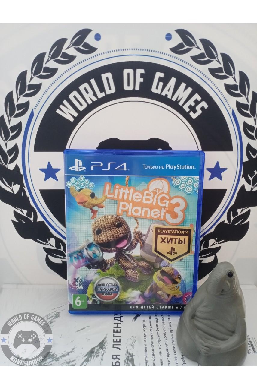 LittleBigPlanet 3 [PS4]