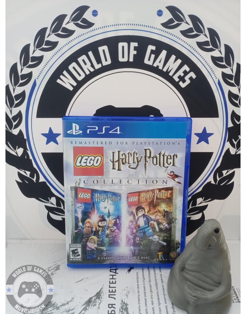 Купить LEGO Harry Potter Collection [PS4] в Новосибирске