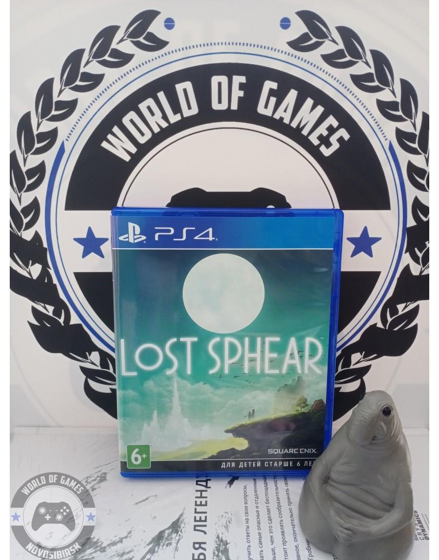 Купить Lost Sphear [PS4] в Новосибирске