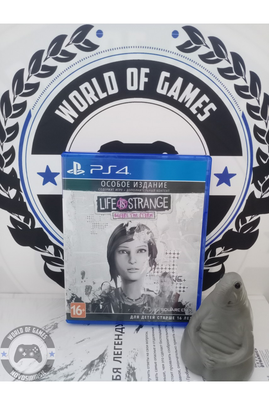 Life is Strange Before the Storm [PS4]