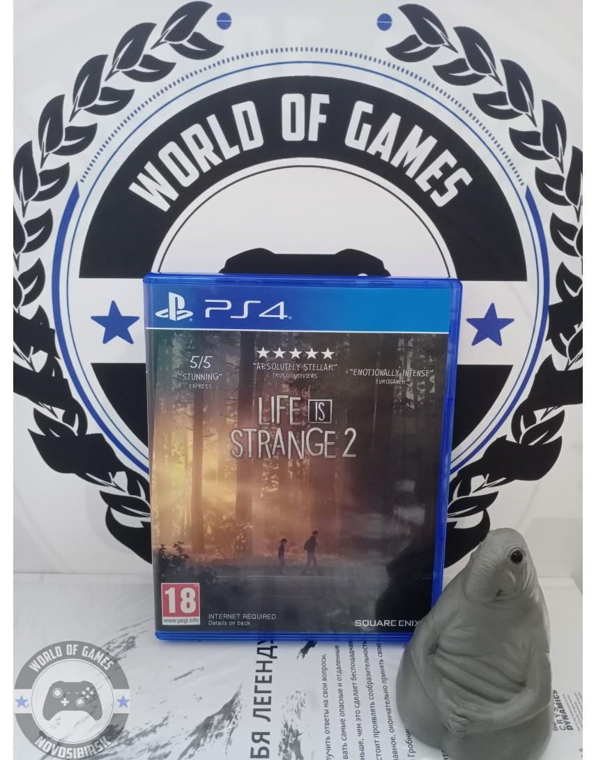 Купить Life is Strange 2 [PS4] в Новосибирске